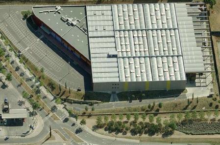 Vistas - Nave industrial en alquiler en Castellar del Vallès - 118327380