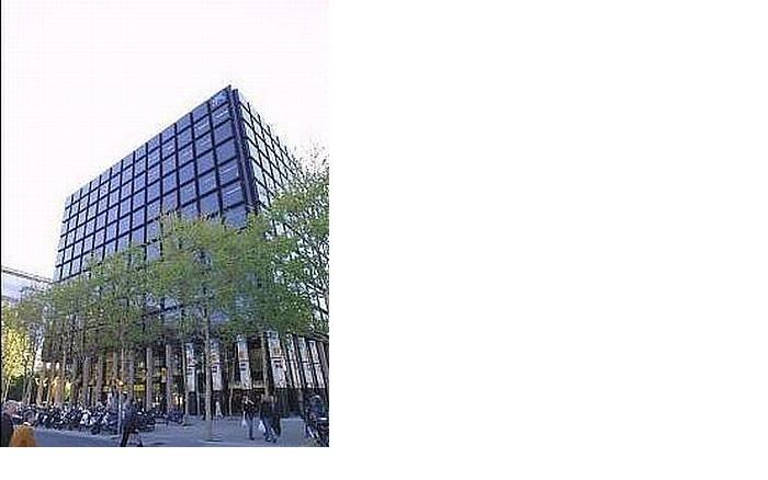 Fachada - Oficina en alquiler en Sant Ramon-La Maternitat en Barcelona - 118966828