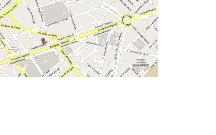 Plano - Oficina en alquiler en Sant Ramon-La Maternitat en Barcelona - 118966945