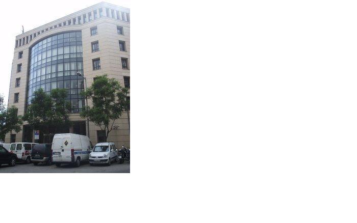 Fachada - Oficina en alquiler en Barcelona - 118967112