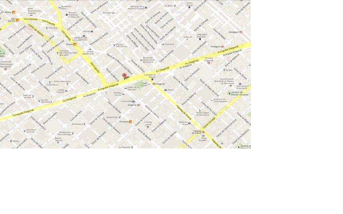 Plano - Oficina en alquiler en Barcelona - 118967250