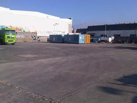 Vistas - Parcela industrial en alquiler en Cornellà de Llobregat - 122402770