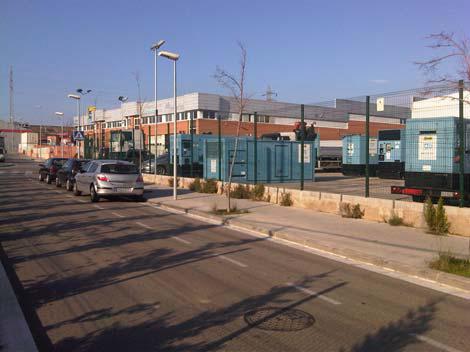 Vistas - Parcela industrial en alquiler en Cornellà de Llobregat - 122402784