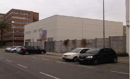Vistas - Parcela industrial en alquiler en Bellvitge en Hospitalet de Llobregat, L´ - 122432984