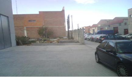 Vistas - Parcela industrial en alquiler en Bellvitge en Hospitalet de Llobregat, L´ - 122432986