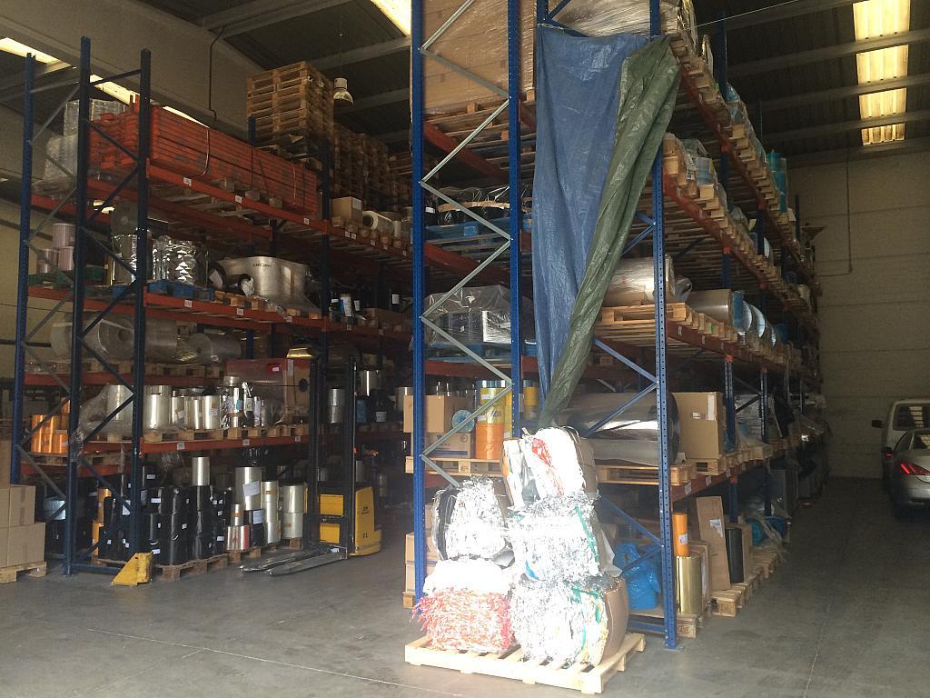 Planta baja - Nave industrial en alquiler en Lliçà de Vall - 193325509