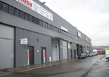 Fachada - Nave industrial en alquiler en El Pla en Sant Feliu de Llobregat - 152417065