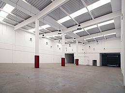 Planta baja - Nave industrial en alquiler en El Pla en Sant Feliu de Llobregat - 152417097