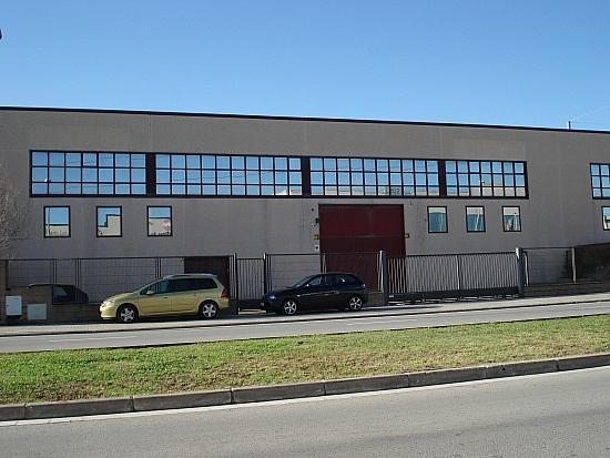 Fachada - Nave industrial en alquiler en Sant Boi de Llobregat - 156110008
