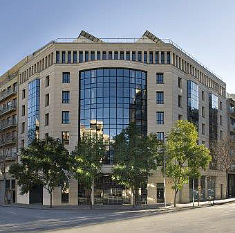 Fachada - Oficina en alquiler en Fort Pienc en Barcelona - 157850917