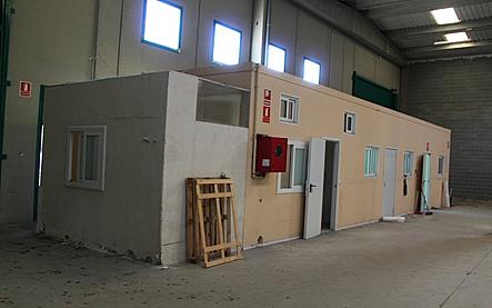 Planta baja - Nave industrial en alquiler en Castellbisbal - 160689091