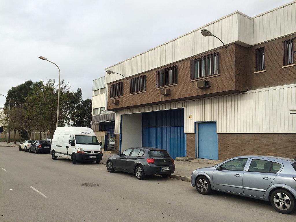 Fachada - Nave industrial en alquiler en Prat de Llobregat, El - 165199890
