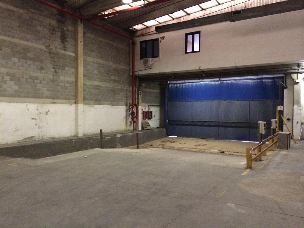 Planta baja - Nave industrial en alquiler en Prat de Llobregat, El - 168342874
