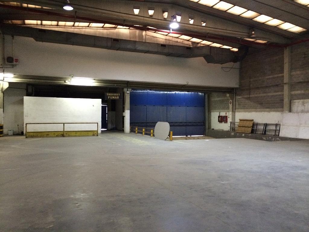 Planta baja - Nave industrial en alquiler en Prat de Llobregat, El - 168342907