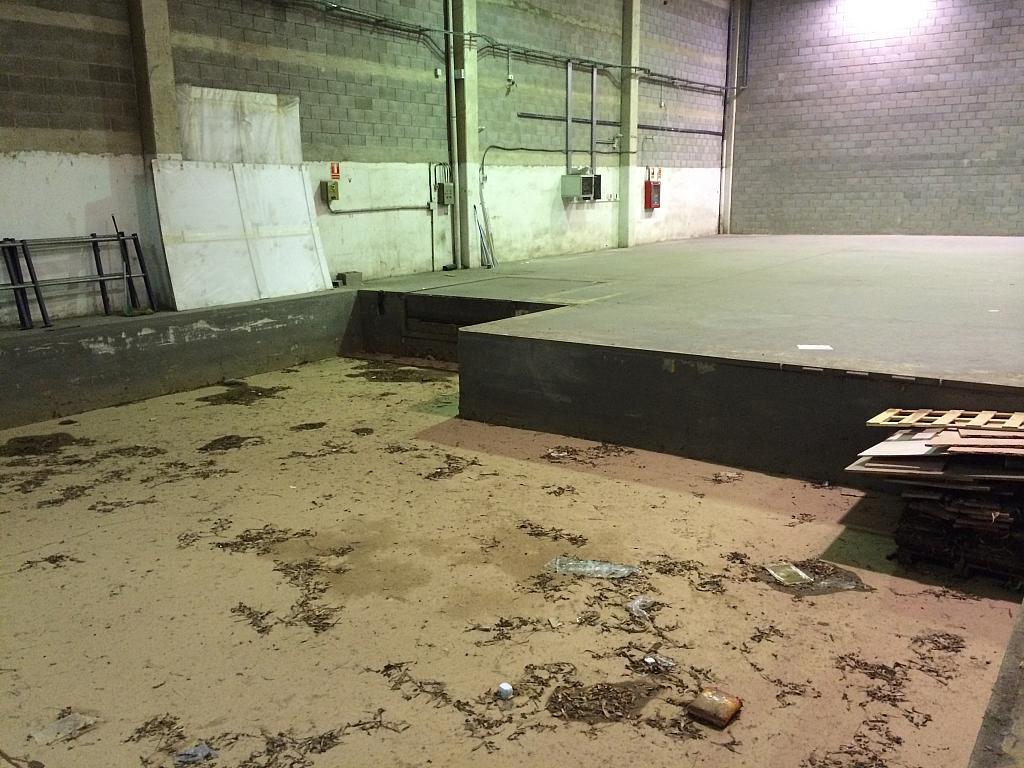 Planta baja - Nave industrial en alquiler en Prat de Llobregat, El - 168342909