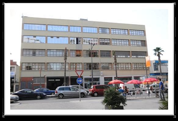 Fachada - Nave industrial en alquiler en Bellvitge en Hospitalet de Llobregat, L´ - 168739081