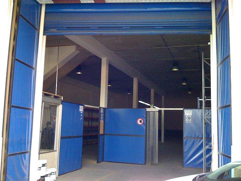 Fachada - Nave industrial en alquiler en Montcada i Reixac - 170132167