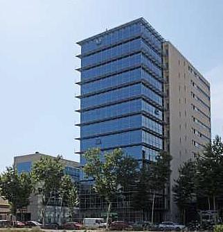 Fachada - Oficina en alquiler en Diagonal Mar en Barcelona - 170657836