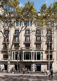 Fachada - Oficina en alquiler en El Gótic en Barcelona - 170661558