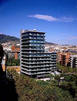Fachada - Oficina en alquiler en Sant Gervasi – La Bonanova en Barcelona - 170662078