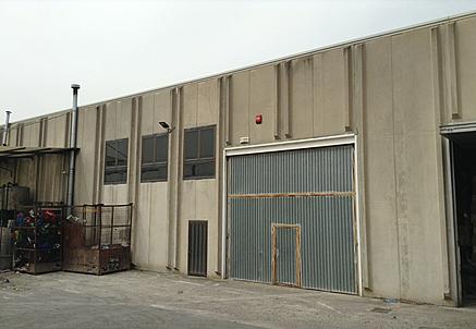 Fachada - Nave industrial en alquiler en Canovelles - 192843135