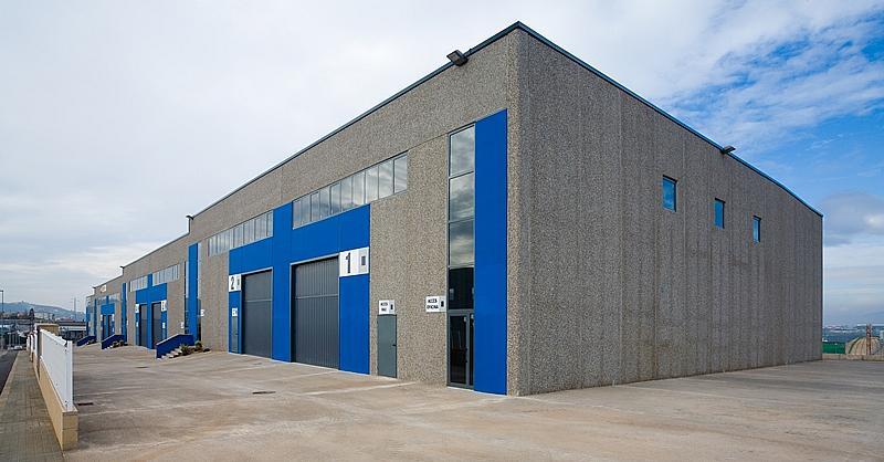 Fachada - Nave industrial en alquiler en Montornès del Vallès - 196344125