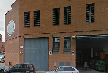 Fachada - Nave industrial en alquiler en Prat de Llobregat, El - 200256928