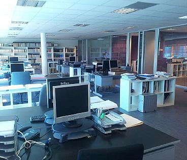 Despacho - Oficina en alquiler en Badalona - 203281228