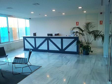 Vestíbulo - Oficina en alquiler en Badalona - 203281236