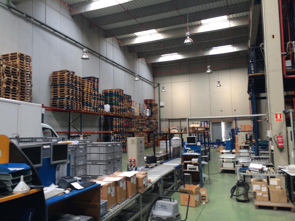 Planta baja - Nave industrial en alquiler en Sant Feliu de Llobregat - 203498951