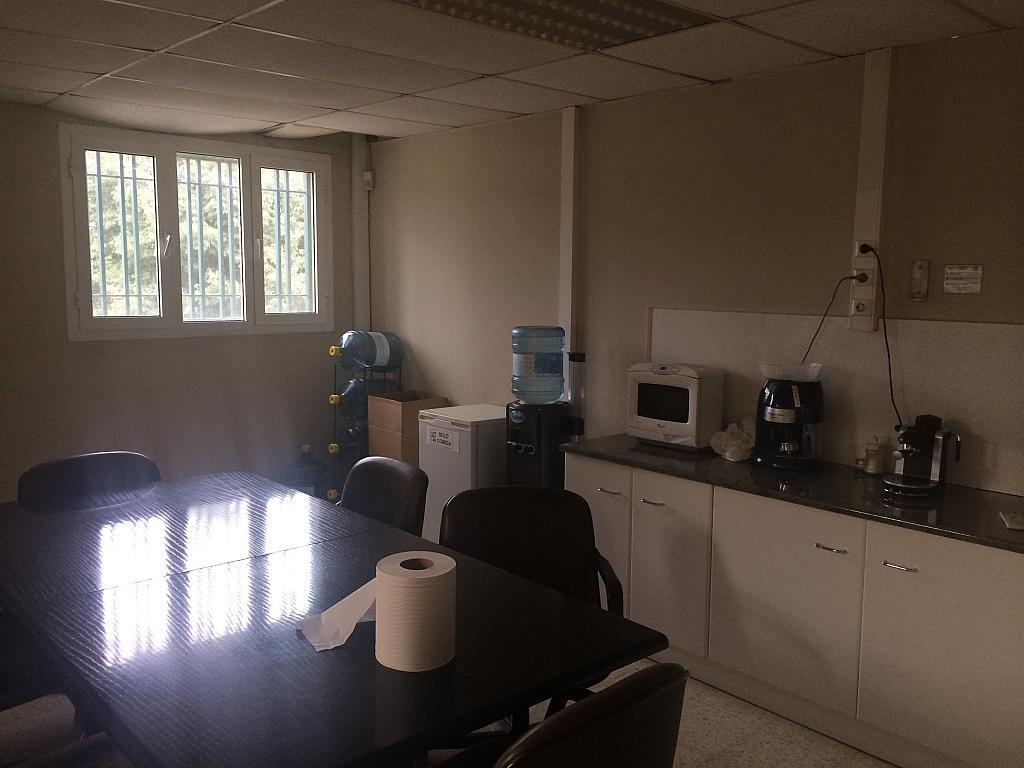 Cocina - Nave industrial en alquiler en Montornès del Vallès - 203975219