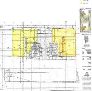 Plano - Oficina en alquiler en Diagonal Mar en Barcelona - 205072342