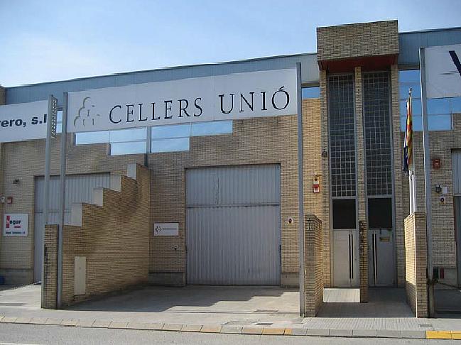 Fachada - Nave industrial en alquiler en Montcada i Reixac - 209799633