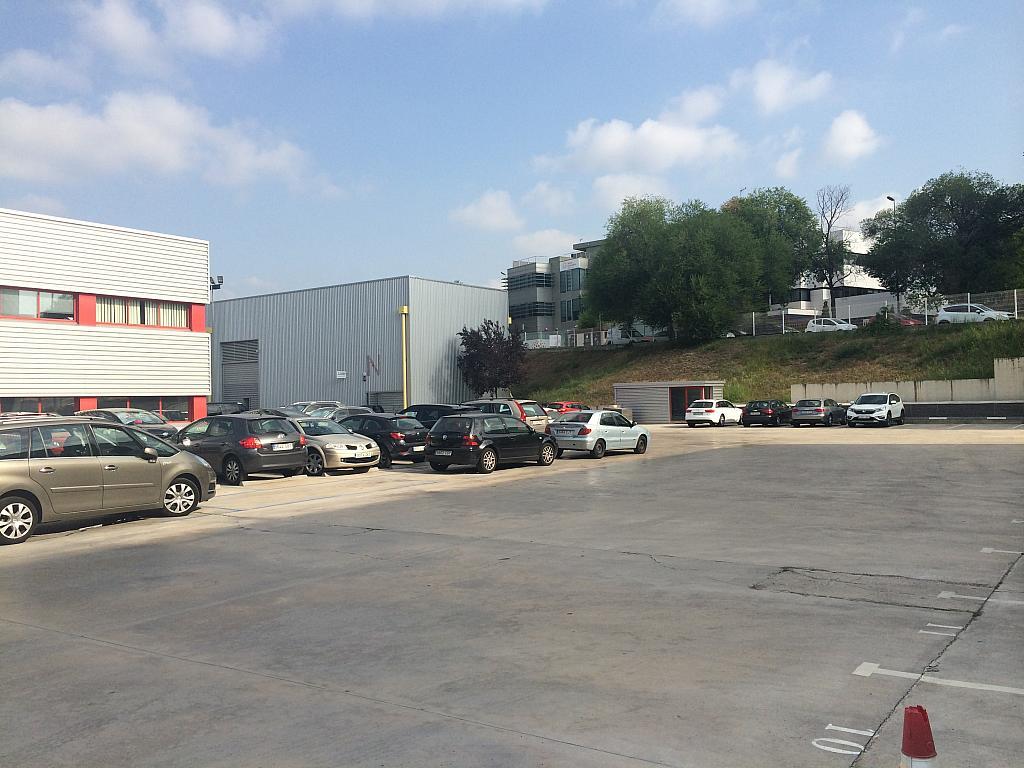 Fachada - Nave industrial en alquiler en Centre en Sant Cugat del Vallès - 210661421
