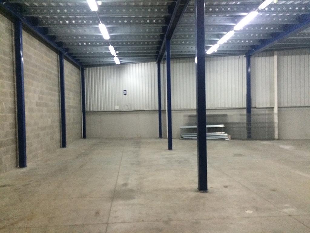 Planta baja - Nave industrial en alquiler en Centre en Sant Cugat del Vallès - 221491223