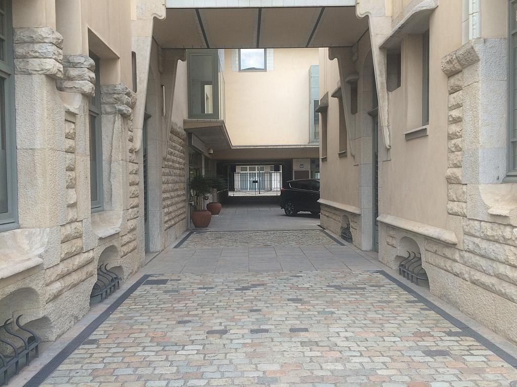 Patio - Oficina en alquiler en Centre en Girona - 213474420