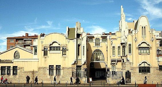 Fachada - Oficina en alquiler en Centre en Girona - 213474468