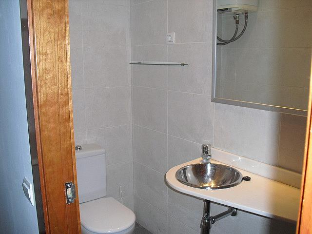 Baño - Local comercial en alquiler en Centre en Sant Cugat del Vallès - 220179622