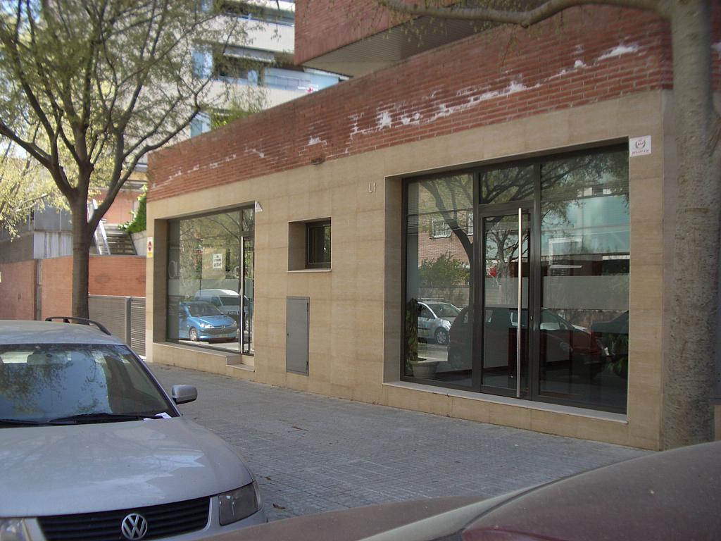 Fachada - Local comercial en alquiler en Centre en Sant Cugat del Vallès - 220179669