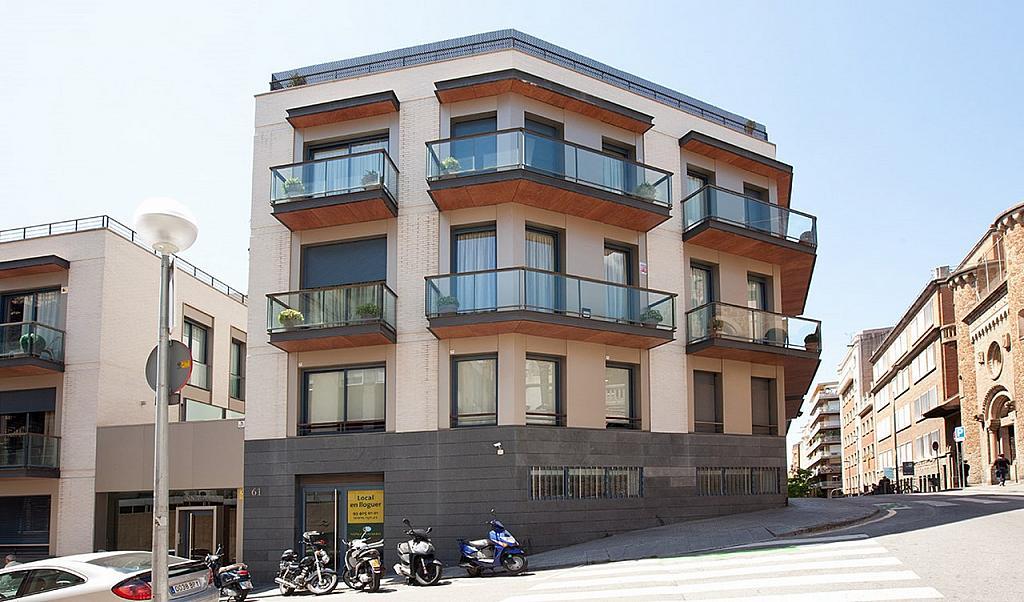 Fachada - Oficina en alquiler en El Putxet i Farró en Barcelona - 221443203