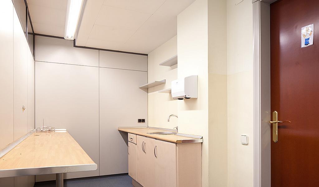 Cocina - Oficina en alquiler en Vallvidrera-El Tibidabo-Les Planes en Barcelona - 221451849