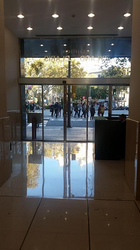 Zonas comunes - Oficina en alquiler en Eixample dreta en Barcelona - 224231121