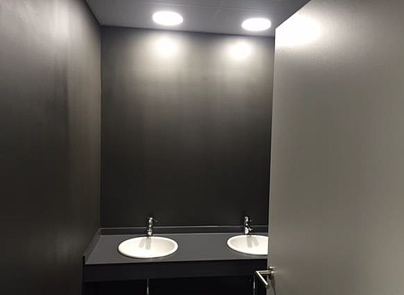 Baño - Oficina en alquiler en Eixample dreta en Barcelona - 284815579