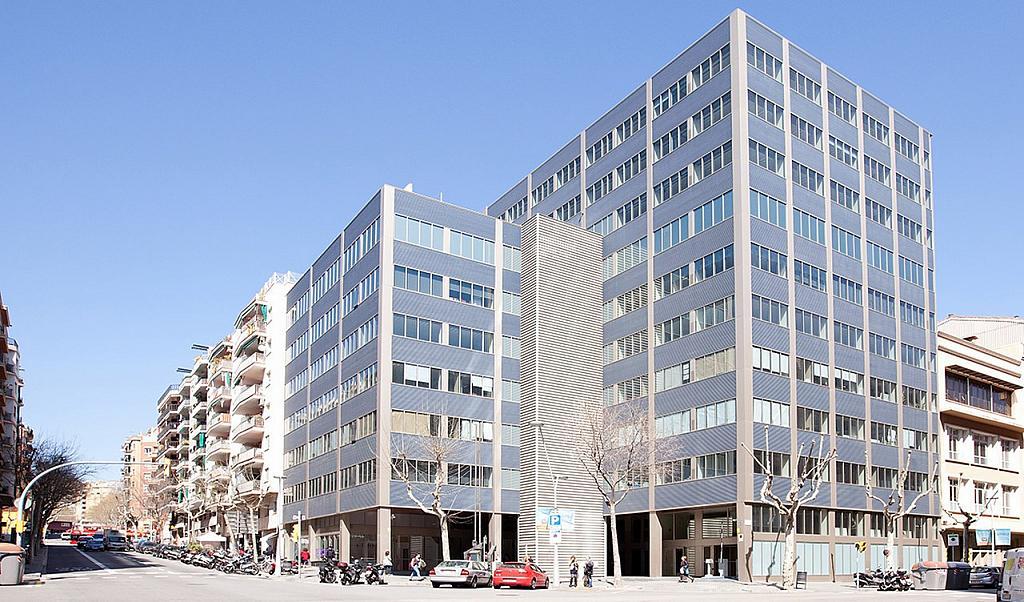 Fachada - Oficina en alquiler en Eixample dreta en Barcelona - 228867131