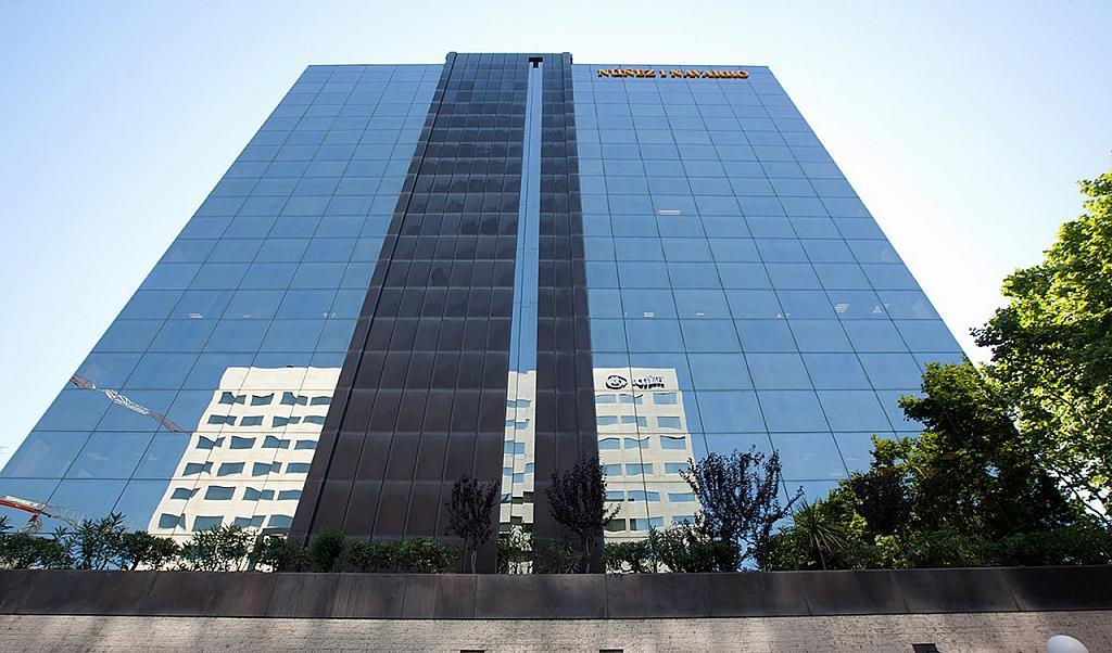 Fachada - Oficina en alquiler en Pedralbes en Barcelona - 228868973