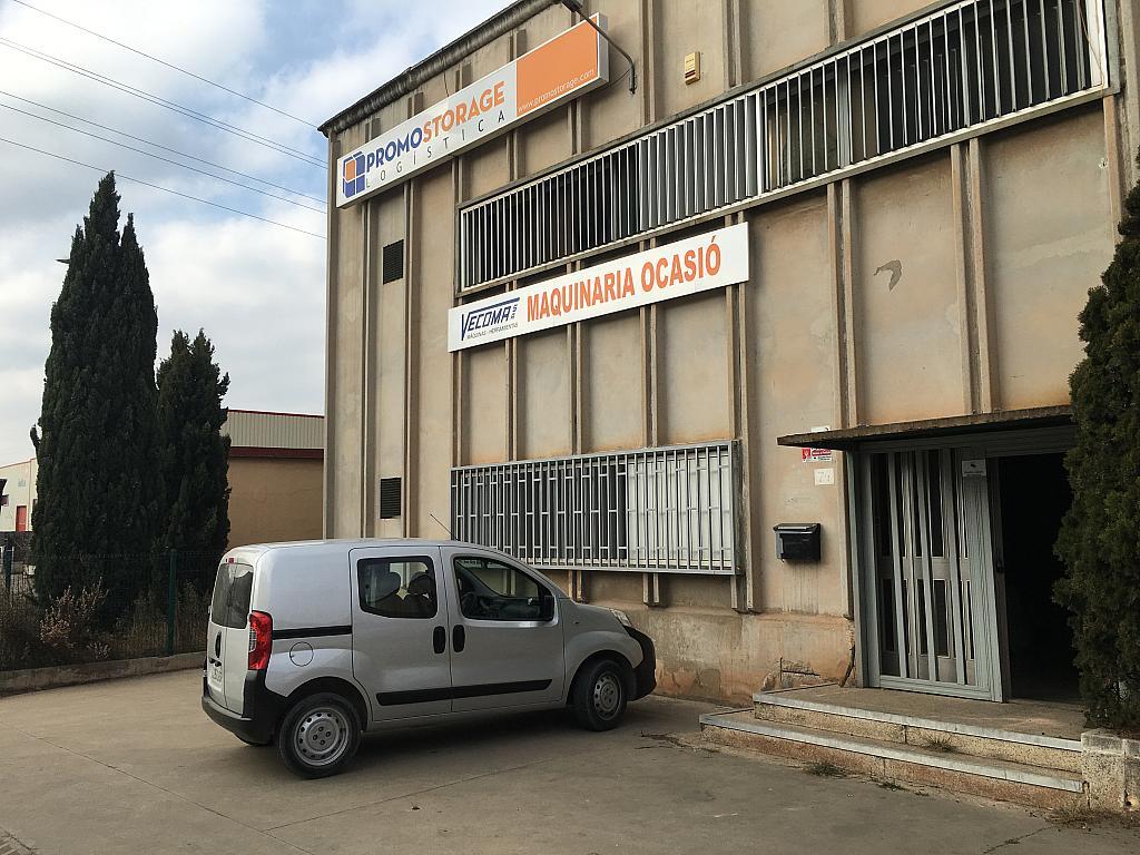 Fachada - Nave en alquiler en Can Roses en Rubí - 239533635