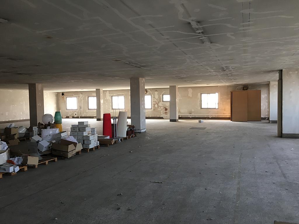 Planta altillo - Edificio en alquiler en Centro Urbano en Prat de Llobregat, El - 242420422
