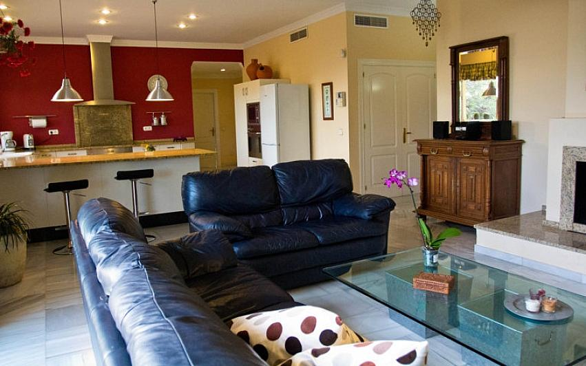 Villa en alquiler en Benalmádena - 295832592