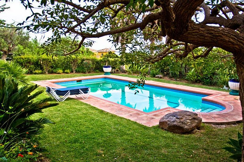 Villa en alquiler en Benalmádena - 295832604