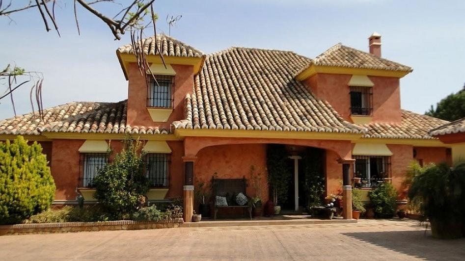 Villa en alquiler en Alhaurín de la Torre - 295832790